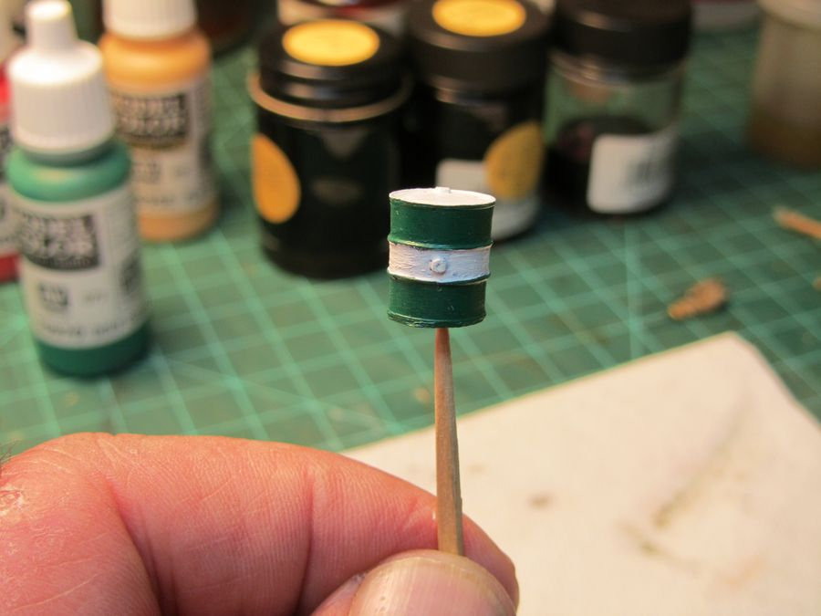 This Is A Simple But Important Thing To Do So You Dont Put Too Heavy Coat Of Paint On The Casting