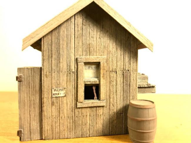 shack side