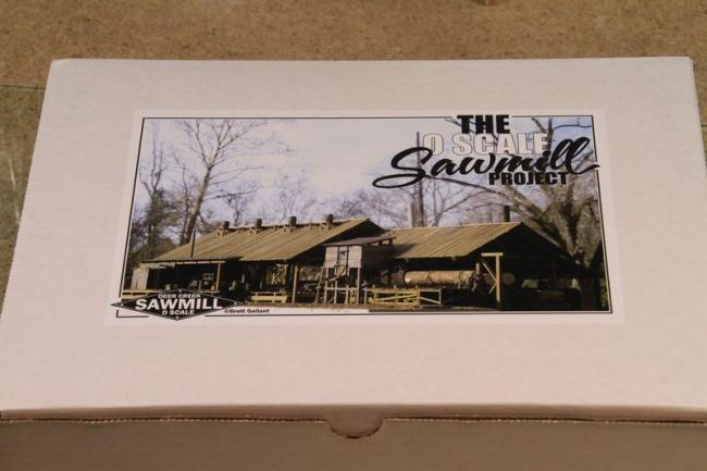Another O Scale Sawmill!! - SierraWest Forum
