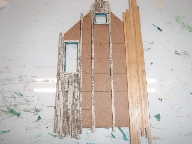 O'Neills Build 005