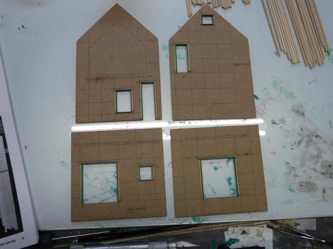 O'Neills Build 001